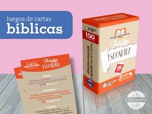 Juegos de cartas bíblicas