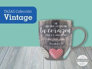 Tazas Colección Vintage