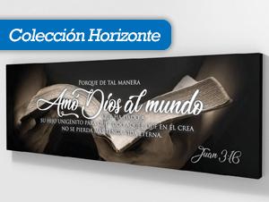 Lienzos Colección Horizonte