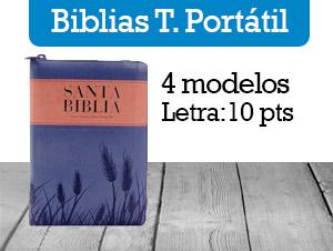 Biblias Tamaño Portátil