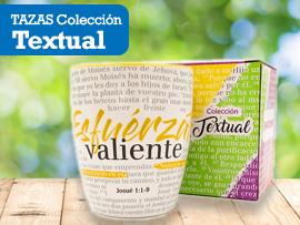 Tazas Colección Textual