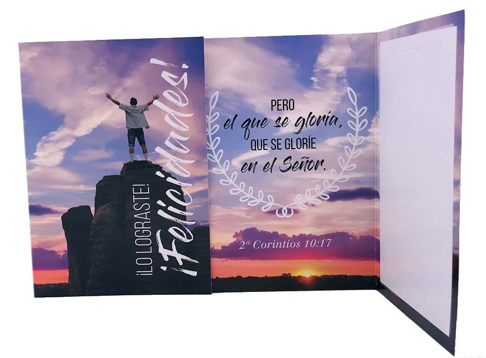 Tarjeta Felicidades Lo Lograste