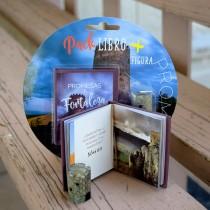 Pack Promesas de Fortaleza (Libro + Figura)