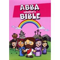 Abba Children's Bible Pink