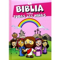 Biblias infantiles para todas las niñas