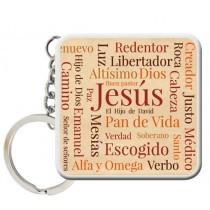Llavero Jesús