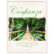 Cuadro Mi Confianza - Colección Línea Blanca
