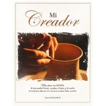 Cuadro Mi Creador - Colección Línea Blanca