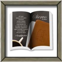 Cuadro Siervo 1 Cor. 15:58 Colección Ministerial