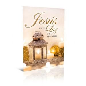 BOLETINES JESÚS ES LA LUZ DEL MUNDO