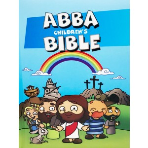 Abba Children's Bible Blue