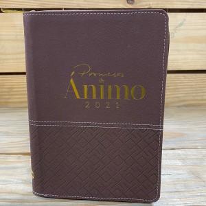 Agenda 2021 Promesas de Animo Cafe.