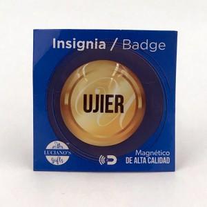 Distintivo Ujier