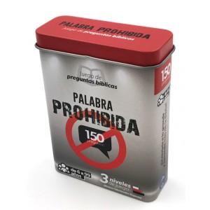 CARTAS BÍBLICAS PALABRA PROHIBIDA