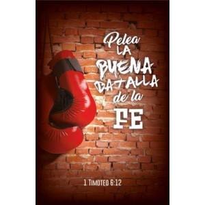 Plaqué Cerámica 1 Timoteo 6:12