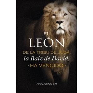Plaqué Cerámica Apocalipsis 5:5