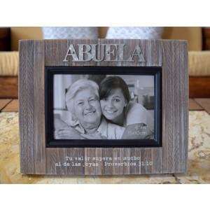 Marco para fotos - Abuela