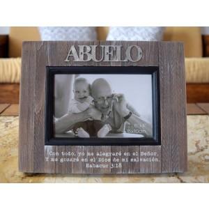 Marco para fotos - Abuelo