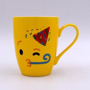 Taza Me Alegraré (Salmos 118:24) - Emoji