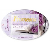 "Imanes ""Promesas"" (Salmos 119:50)"