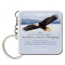 Llavero Águila Isaías 40:31